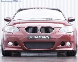 Передний бампер Hamann для BMW M5 E60 5-серия