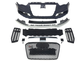 Передний бампер RS5 для Audi A5 FL