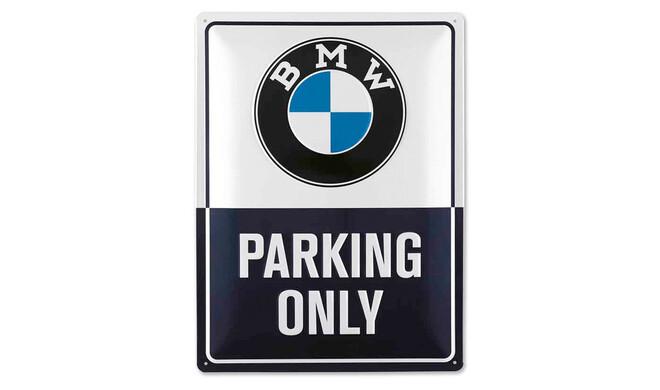 Табличка BMW Parking Only