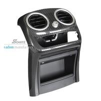 Карбоновая консоль Schatz для Mercedes W205