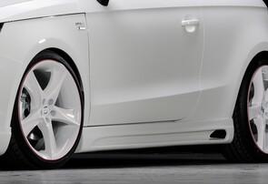 Пороги Rieger для Audi A1 8X