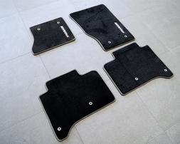 Велюровые коврики Hamann для Range Rover Vogue