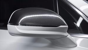 Карбоновые зеркала для Bentley Bentayga