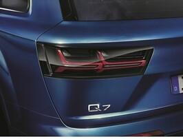Тонированные фонари для Audi Q7 4M