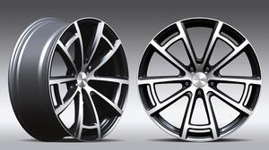 21'' Литой диск Mansory для Porsche Macan