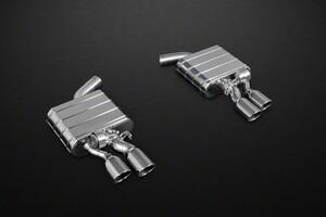 Система выхлопа Capristo для Audi S6 S7 4G