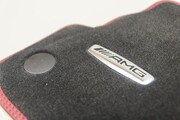 Велюровые коврики AMG Exclusive для Mercedes S-Class Coupe C217