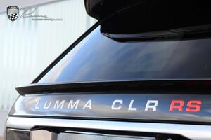 Спойлер Lumma для Range Rover Sport