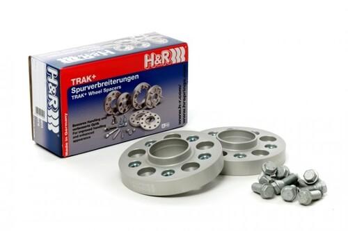 Колесные проставки H&R 50 мм для Audi и Porsche