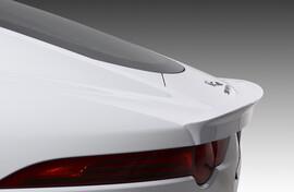 Спойлер Piecha для Jaguar F-Type Coupe