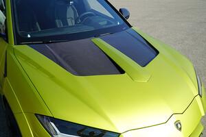 Карбоновый капот Novitec для Lamborghini Urus
