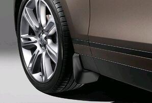 Передние брызговики для Range Rover Velar