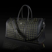 Кожаная сумка Brabus