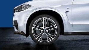Комплект колес Double Spoke 310M Perfomance для BMW X3 F25/X4 F26