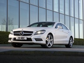 Обвес AMG для Mercedes CLS C218