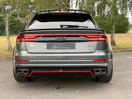 Верхний спойлер Lumma CLR 8S для Audi Q8 4M