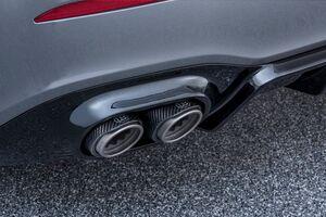 Система выхлопа Brabus для Mercedes A-Class W177