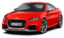 Тюнинг Audi TT/TTS/TTRS 8S