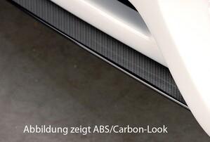 Сплитер переднего бампера Rieger для Audi A5 B8