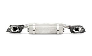 Глушитель Akrapovic для Porsche 991 Turbo -2016