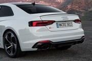 Задний бампер RS5 для Audi A5 B9