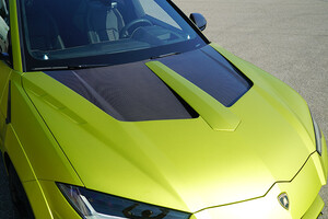 Капот Novitec для Lamborghini Urus