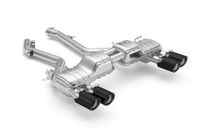 Глушитель Eisenmann для BMW M2 Competition F87N