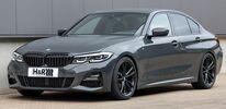 Пружины подвески H&R для BMW G20 3-серия
