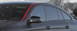 Карбоновые накладки на зеркала Mansory для Mercedes GLE