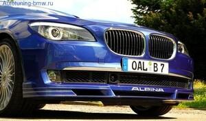 Акцентная полоса ALPINA для BMW F01 7-серия