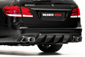 Глушитель Brabus для Mercedes E63 AMG S212