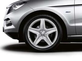 20'' Литой диск AMG для Mercedes ML W166