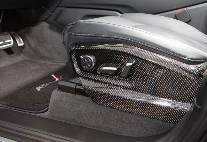 Карбоновая отделка сидений ABT для Audi Q7 4M