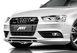 Накладка бампера ABT для Audi A4 8K