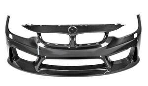 Карбоновый передний бампер 3DDesign для BMW M4 F82
