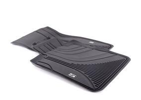 Передние ножные коврики для BMW G30 5-серия