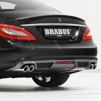 Глушитель Brabus для Mercedes CLS350 C218