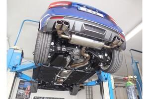 Глушитель FOX для Audi S1 quattro 8X