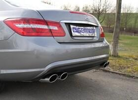 Глушители Eisenmann для Mercedes E-Class Coupe E500 C207