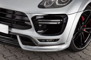 Воздуховоды Techart для Porsche Macan Turbo