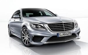 Обвес S63 AMG для Mercedes S-Class W222
