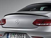 Спойлер для Mercedes E-Class Coupe C238