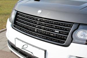 Решетка радиатора Lumma для Range Rover Vogue
