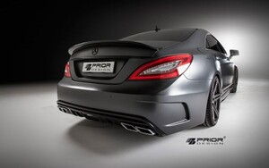 Обвес Prior Design PD550 Black Edition для Mercedes CLS C218
