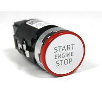 Красная кнопка Start-Stop для Audi A4/A5/Q5