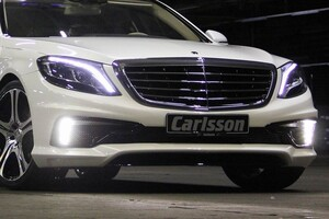 Светодиодные модули Carlsson для Mercedes S-Class W222