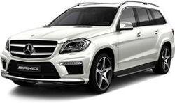 Тюнинг Mercedes-Benz X166