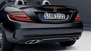 Насадки 43 AMG для Mercedes W205, C238, R172
