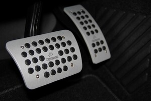 Накладки на педали Carlsson для Mercedes C-Class W205