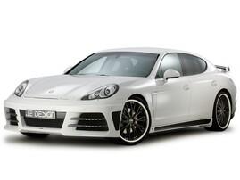 Обвес JE Design для Porsche Panamera